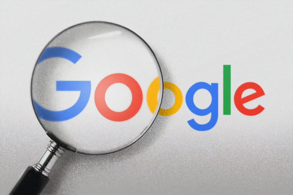 Suppression d'avis google